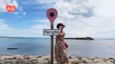 澎湖 奎壁山摩西分海~大自然的奇景,漲潮合海之旅