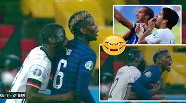 歐國盃|魯迪格阿蘇上身發難咬普巴兼胸襲 堅尼韋拉都搲晒頭 | 蘋果日報