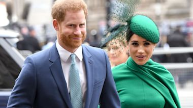 Prince Harry Reveals Who He Wants to Play Him on 'The Crown'