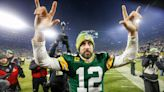 Packers' odds slashed amid reports Aaron Rodgers will return
