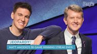 Jeopardy! Champion Matt Amodio Loses Game Ending Long-Running Streak After 38 Consecutive Wins