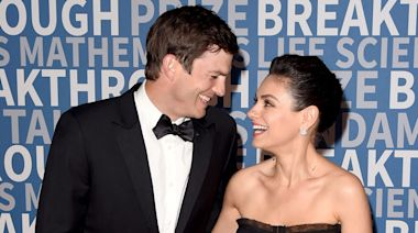 Ashton Kutcher and Mila Kunis Selling First Home They Shared as Married Couple for $14 Million