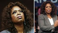 Oprah Winfrey says she's had two vaccination jabs after catching pneumonia last year