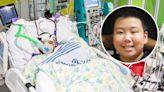 13歲少年仍留醫ICU等換心 現靠輔助器維持心臟循環功能
