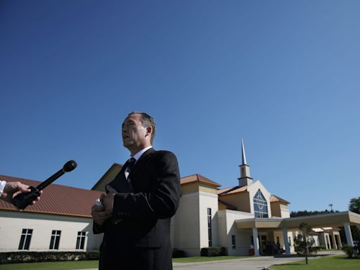 The Supreme Court refused to get involved in the case of a Louisiana pastor who ignored the governor's order banning large gatherings
