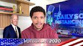 'Daily Show': Why Cardi B Should Be Joe Biden's 'Wet-Ass VP'
