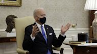 Biden meets with bipartisan group of lawmakers to discuss initiative to cure cancer