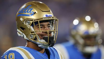 UCLA receiver Kazmeir Allen ready to run following COVID bout and other setbacks