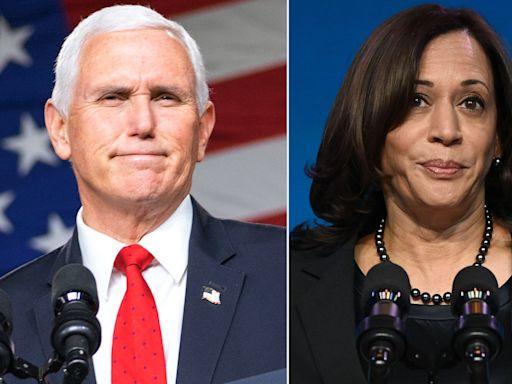 Vice President Mike Pence Calls Vice President-Elect Kamala Harris Ahead of Inauguration Day