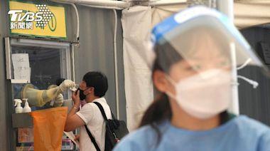 韓國連20日確診破千!非首都圈防疫升三級、紓困金每人6千│TVBS新聞網