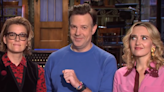 Jason Sudeikis Channels Ted Lasso In Promo For First 'SNL' Hosting Appearance