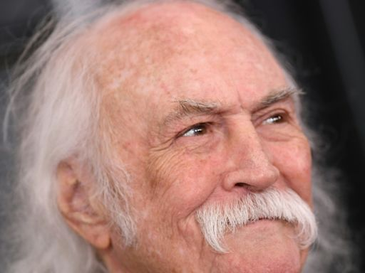 Rocker David Crosby on songwriting, 'emotional voyages' and Donald Trump