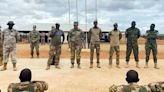 AFRICOM chief meets with Somali 'Lightning Brigade' in contested region