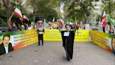 As Iranian leader Raisi addresses UN General Assembly, dissidents call for pressure on regime