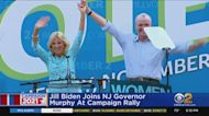 First Lady Jill Biden Joins NJ Gov. Murphy At Campaign Rally; RNC Chair To Join Jack Ciattarelli At Campaign Rallies