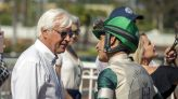 Gamine delivers stakes victory for trainer Bob Baffert