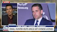 Hunter Biden asked by uncle to help secure a China business license, emails show