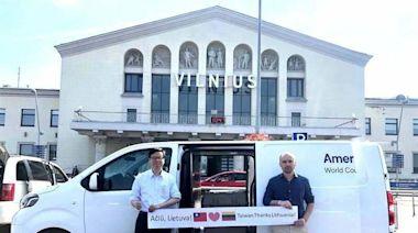 立陶宛捐贈2萬劑疫苗 提前2個月7/31運抵台灣