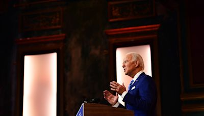 'Hang on': Biden Thanksgiving address calls for hope amid steep rise in Covid cases