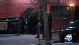 Man found shot to death inside car in Hollywood