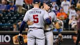 Riley drives in 6, chasing Braves pound Mets 12-5