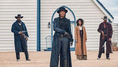 Idris Elba, Regina King Star in Western 'The Harder They Fall': Watch the Trailer