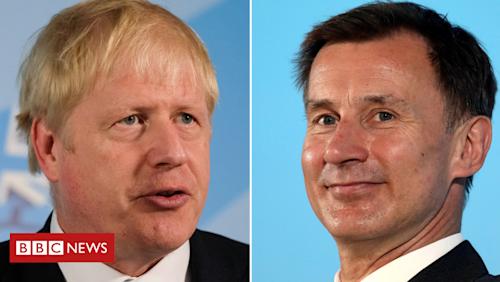 Tory leadership hopefuls to face Welsh members