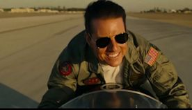 Fans Noticed a Big Change to Tom Cruise's Iconic Jacket in the 'Top Gun: Maverick' Trailer