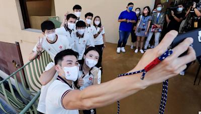 張家朗等出席活動 稱暨明年亞運創佳績 霍震霆:香港將爭取辦全運會開幕禮 | 立場報道 | 立場新聞