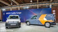 頭家的好夥伴!德系科技商旅|Volkswagen Caddy Cargo|上市發表會