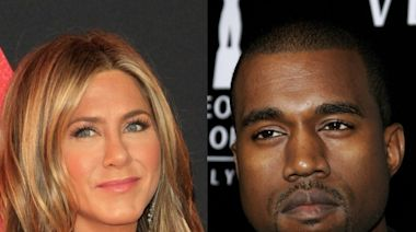 Kanye West Responds to Jennifer Aniston's Comment About Voting for Him
