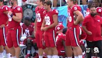 Palm Beach County and Treasure coast athletes Shula Bowl XX