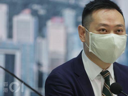 東京奧運︱議員憂運動員宣政治理念 徐英偉:違反指引或招致停賽
