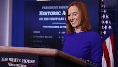 White House Press Secretary Jen Psaki to Step Down Next Year