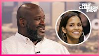 Halle Berry Stunned Shaq At The Free Throw Line — And He Made It