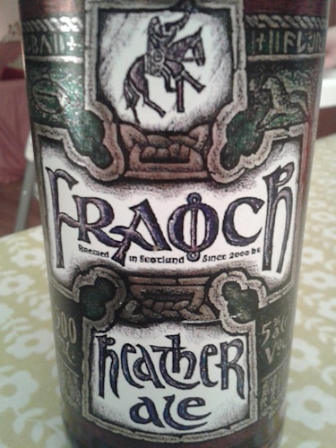 Fraoch FRAΦCH Heather Ale www.heatherale.co.uk ~Sláinte | Flickr ...