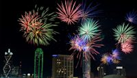 24 Places to Go for Spectacular New Year's Eve Fireworks