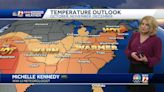 WATCH: A Cool Sunday Morning Plus A Warming Trend!