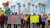 Vaccine mandate prompts school walkouts throughout OC, state