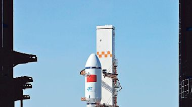 天舟二號貨運飛船準備升空 - 20210517 - 中國