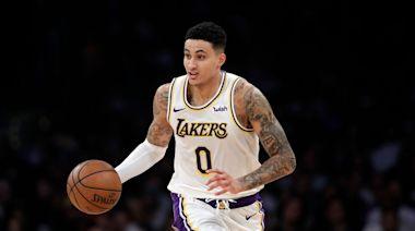 NBA/湖人可能將Kuzma擺上貨價 禿曼巴續約恐面臨競爭 | 運動 | NOWnews今日新聞