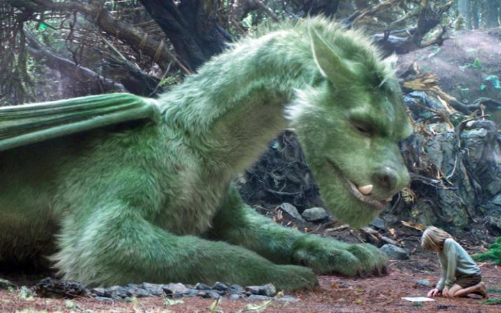 Weekend Watch: 'Pete's Dragon' Dazzles, 'Florence' Fools,' 'Sausage ...