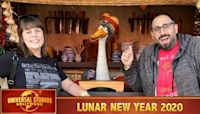 Universal Studios Hollywood Lunar New Year Celebration 2020