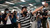 Hong Kong police arrest former Apple Daily senior editor