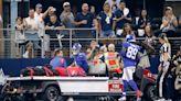 Ravaged by injuries, Giants were left looking like a 'preseason' team in Week 5