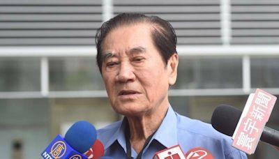 相識多年 陳唐山:絕對不相信愛台灣的江鵬堅是爪耙仔!