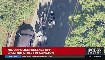 Police Presence In Abington Related To Search For Missing NH Boy Elijah Lewis