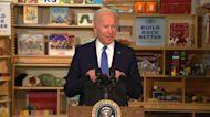 Democrats struggle to reduce President Biden's spending plan