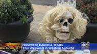 Halloween Festivities Kicks Off In Western Suburbs This Weekend