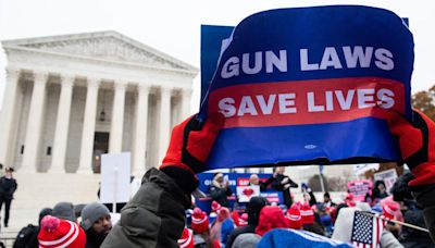 First major Second Amendment case before the Supreme Court in over a decade could topple gun restrictions